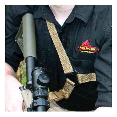 S1: Single-Point Tactical Sling - In Use
