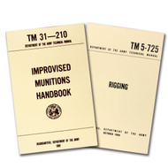 2-Book Set - Munitions/Rigging