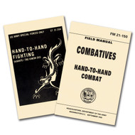 2-Book Set - Hand-to-Hand Combat
