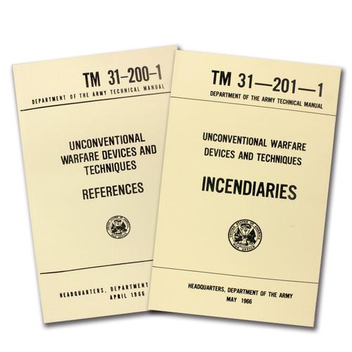 2-Book Set - Technical Manuals