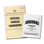 2-Book Set - Ranger/Special Forces