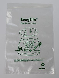 500 LONG LIFE BREATHER BAGS 6 X 9. SHIPPING INCLUDED