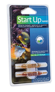 StartUp Nano         (Bacteria to quickly cycle tank)