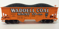 Bowser #40915 Waddell Coal Co. GLa 2-Bay Hopper