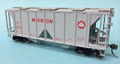 Bowser #40938 Monon 70T Covered Hopper