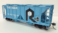 Bowser #40934 Rock Island 70T Covered Hopper