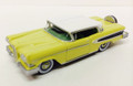 Oxford Diecast #87ED58002 Edsel '58 Citation - Yellow/White (HO)