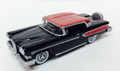 Oxford Diecast #87ED58001 Edsel '58 Citation - Black/Amber Red (HO)
