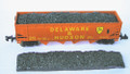 JWD EasyFit #5910 Coarse Coal Loads for Bachmann Silver Series Quad Hoppers (N)
