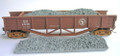 JWD EasyFit #1805 Ballast Loads for Walthers/TM 42' Hart Gondolas (HO)
