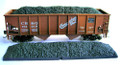 JWD EasyFit #1810 Fine Coal Loads for Walthers/TM 36' 2-Bay Hoppers  (HO)