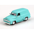 Athearn #26474 Ford 1955 F-100 Panel Truck - Jade (HO)