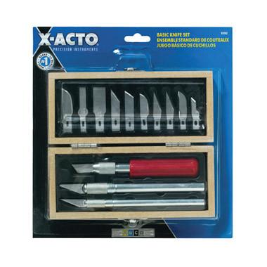 X-Acto Basic Wood Carving Set X5177