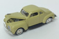 Classic Metal Works #30105A '41 Plymouth 2-Door Hardtop Coupe - Yellow (HO)