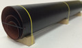 JWD #61300 Black 60' Nested Pipe for 68' Bulkheads (HO)