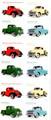 Vintage Pickup Trucks USPS Forever Stamps (20)