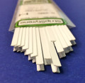 "Evergreen #5285 H-Column 5/32"" Strip Styrene (15-pk)"
