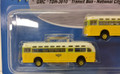 Classic Metal Works #52303 GMC Transit Bus - Los Angeles (2-pk) (N)