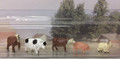 Life-Like #1181 Barnyard Animals (7 pc) (HO)