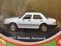 Fresh Cherries #8011 - 1982 Honda Accord - White (HO)