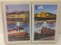 Vintage '76 Mainliner Rail Road Card Game by Dave Morin (2 Decks)