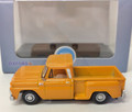 Oxford Diecast #87CP65002 Chevy '65 Stepside Pickup - Orange (HO)