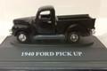American Classics #8009 - 1940 Ford Pick Up - Black (HO)