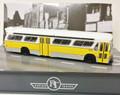 Rapido #701010 MBTA New Look Bus Rd #6025 (HO)