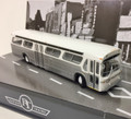 Rapido #701037 GM New Look Bus - Unlettered White/Silver (HO)
