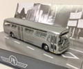 Rapido #701042 GM New Look Bus - Unlettered Silver (HO)