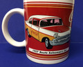 Coca-Cola 2002 Mug - 1957 Route Salesman Car