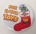 "Burger King/Disney Toy Story 3-1/2"" Christmas Pin - Buzz Lightyear"