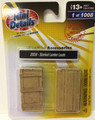 Classic Metal Works #20226 Stacked Lumber Loads 2-pk (HO)