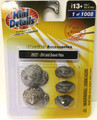 Classic Metal Works #20227 Dirt and Gravel Piles 5-pc (HO)
