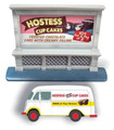 Classic Metal Works #40005 - '40 -'50s IH Metro Van w/ Billboard - Hostess (HO)
