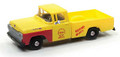 Classic Metal Works #30499 - '60 Ford F-100 Pickup Truck - Shell Oil (HO)