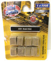 Classic Metal Works #20238 Wooden Pallets (8 pk) HO