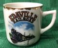 Vintage Edaville Railroad Miniature Mug