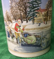 Harley-Davidson 1992 Christmas Series Coffee Mug