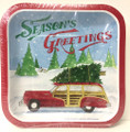 Woody Station Wagon Bringing Home the Tree Dessert Plates (10pk)