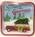 Woody Station Wagon Bringing Home the Tree Dinner Plates (8-pk)