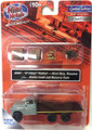 Classic Metal Works #40007 - '57 Chevy Flatbed + Accessories - Birch Bros. Masonry (HO)