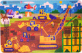 Constructive Eating #41001 Construction Worksite Placemat (1pc) USA