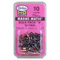 Kadee #10 Bulk Pack No. 5 Medium Centerset Metal Couplers (10pr) (HO)