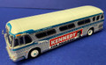Iconic Replica #87-0204 GM PD-4104 Greyhound '59 Kennedy Campaign Bus (HO)