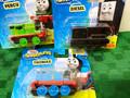 Thomas & Friends Adventures Metal Engines - Thomas, Percy and Diesel