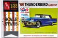 AMT #1135 - '60 Thunderbird Hardtop KIT (1:32)