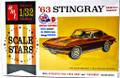 AMT #1112 - '63 Stingray Corvette Hardtop KIT (1:32)