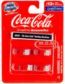 Classic Metal Works #20248 Coca-Cola '70s Vending Machines 4-pc (HO)