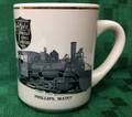 #M120 Sandy River & Rangeley Lakes RR Coffee Mug